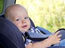 4 błędy, które popełniasz, wożąc dziecko samochodem