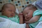 Poród bliźniąt