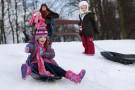 Urlop zimą z dzieckiem