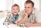 Wapniaki z prądem, czyli o pożytkach z grania z dzieckiem