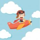 Pierwsza podróż samolotem z dzieckiem - jak się do niej przygotować?