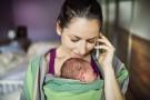 Jesteś zajęta swoim telefonem? To może mieć zły wpływ na rozwój dziecka