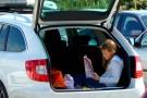 Wielkość bagażnika w samochodzie