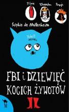 FBI i dziewięć kocich żywotów - Sophie de Mullenheim