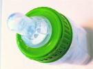 Karmienie butelką niemowlaka