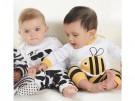 Ubranka w pszczele wzory