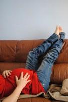 Skurcze łydek w czasie ciąży