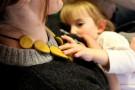 Odstawianie dziecka od piersi