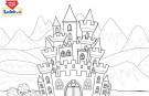Kolorowanka Zamek