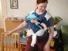 Noszenie maluszka