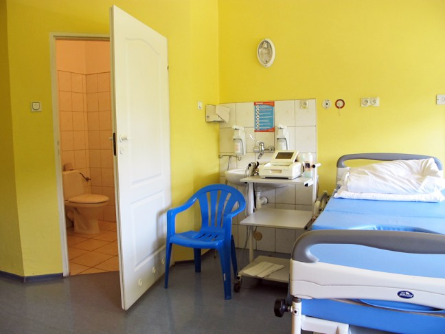 Szpital na Solcu (Samodzielny Publiczny Zespół Zakładów Opieki Zdrowotnej Solec)