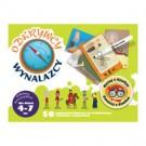 Odkrywcy i wynalazcy. Zabawy kreatywne dla dzieci 4-7 lat